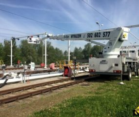 EHC podnosniki koszowe Krakow