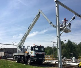 EHC Podnosnik Koszowy Krakow