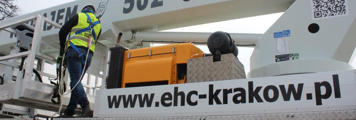 EHC Wynajem Zwyzki Krakow