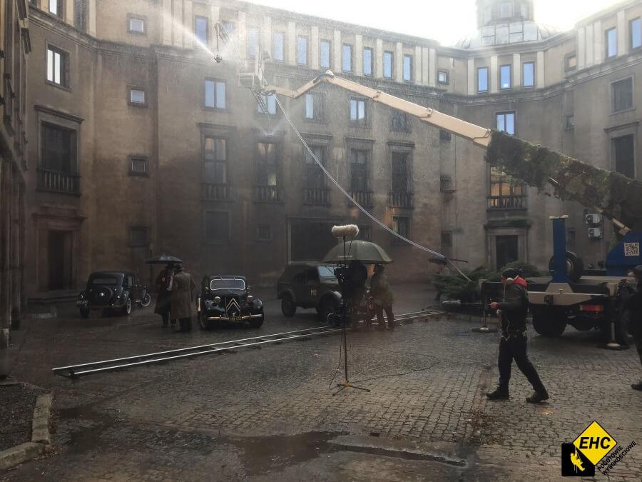 plan filmowy zwyzka Krakow